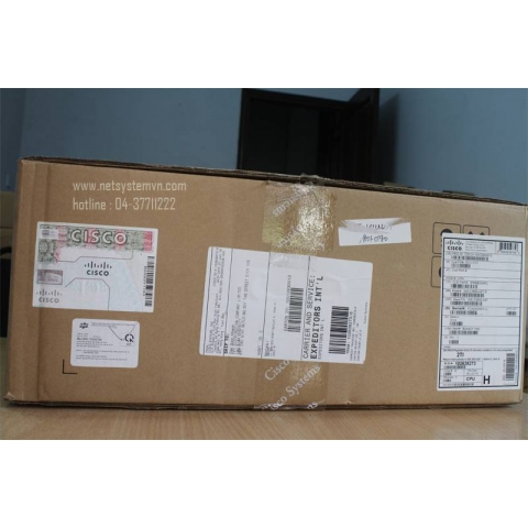 Switch Cisco WS-C3850-24P-S
