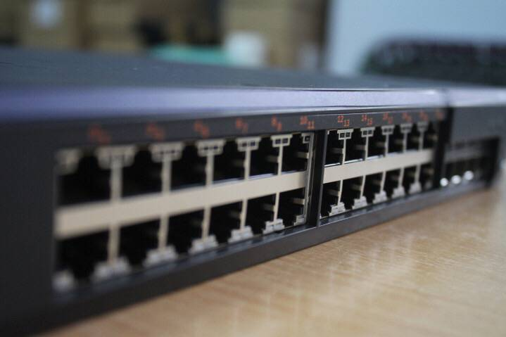 Switch Juniper PoE