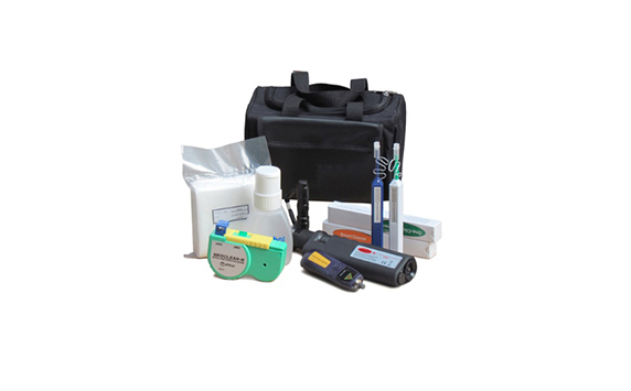 Fiber Optic Inspection & Cleaning Tool Kit