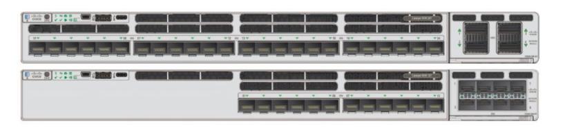 Switch Cisco giới thiệu ra mắt dòng Cisco Catalyst 9300X mới