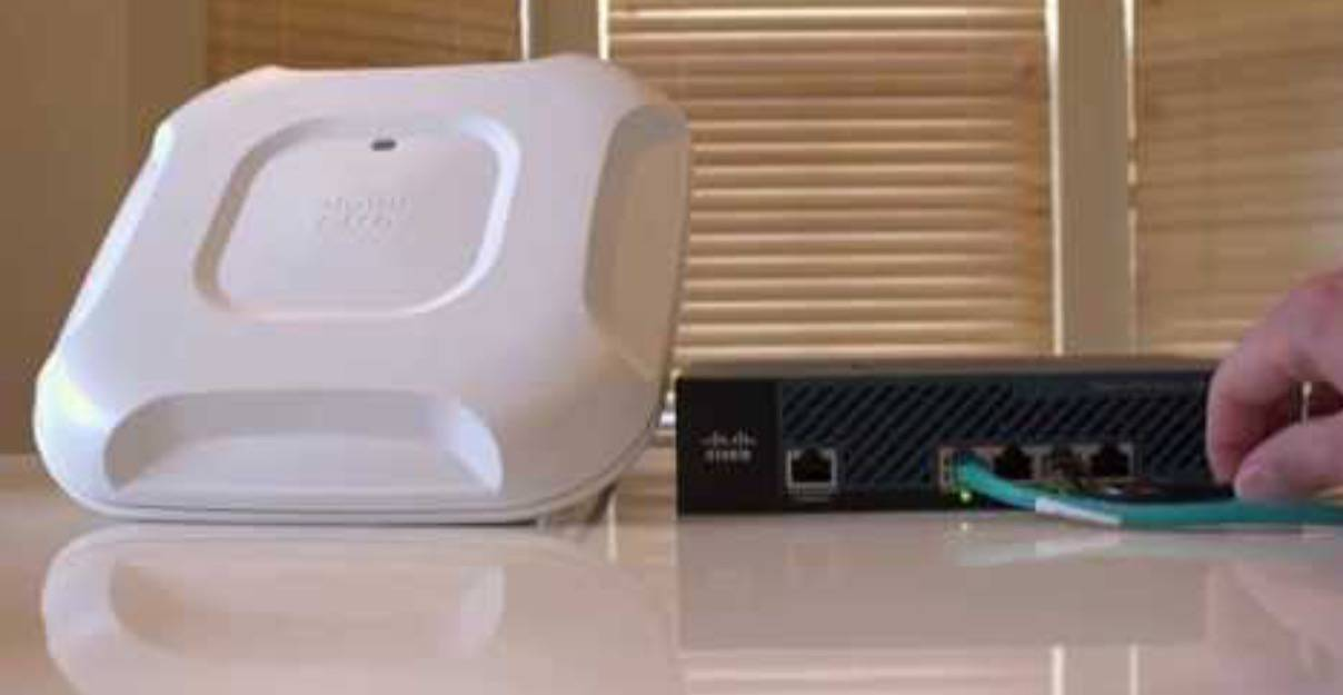 Wifi Cisco Aironet AP 1850