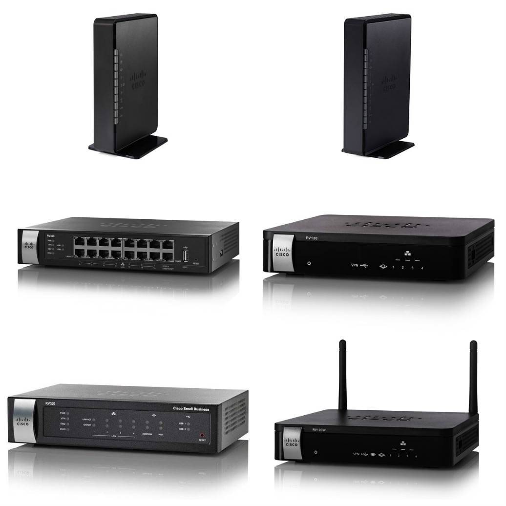 Cisco RV series