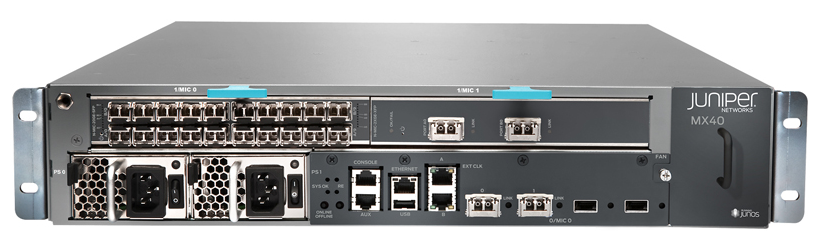 Router Juniper MX series